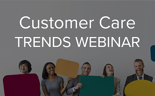 2019 Customer Care Trends Webinar Invite_July Newsletter