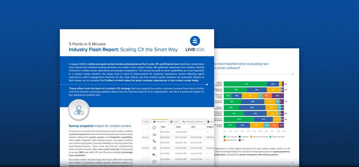 CX Survey Report